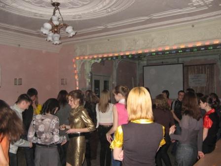 Татарский молодежный центр провел вечер знакомств