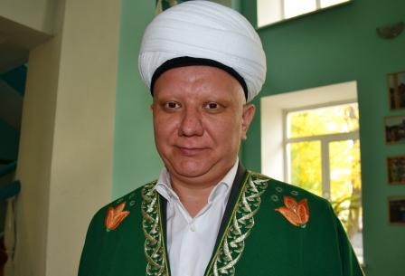 муфтий Чувашии Альбир Крганов