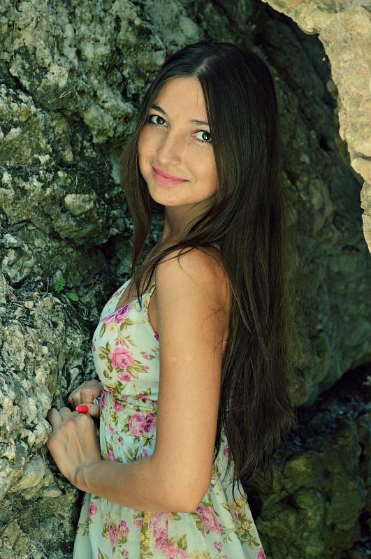 Римма Хисамутдинова - Красивая татарочка  Ульяновска