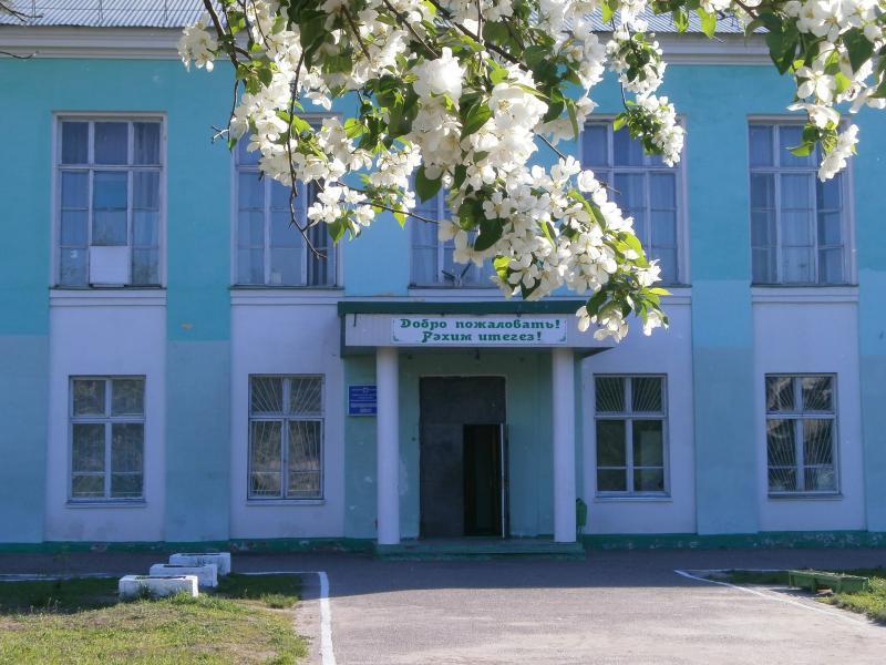 Татарская школа Димитровграда
