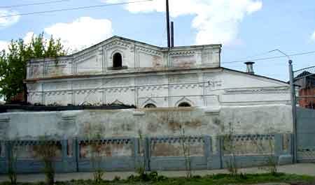 мечеть на Федерации 33