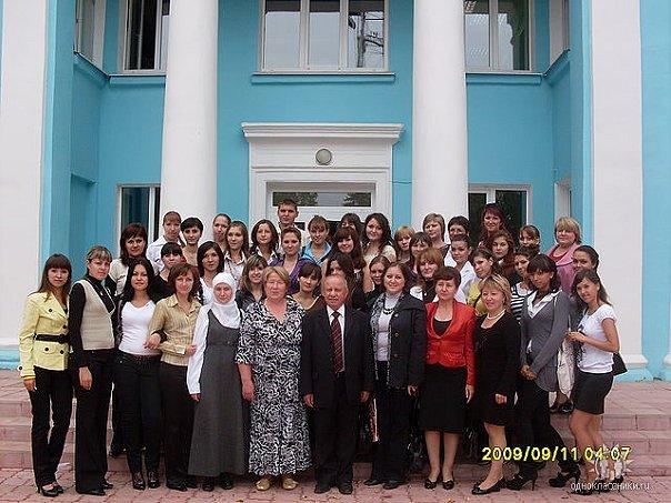 татарское отделение филологического факультета УлГПУ