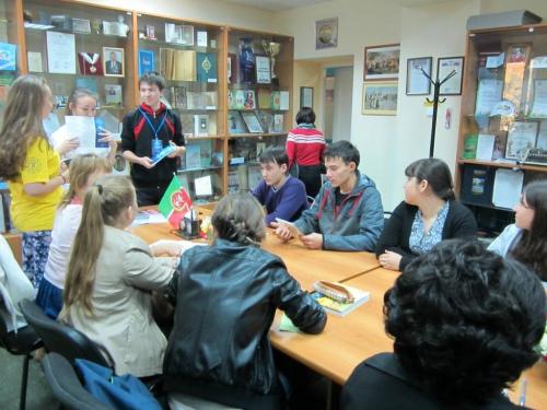 Ульяновск. татарская молодеж