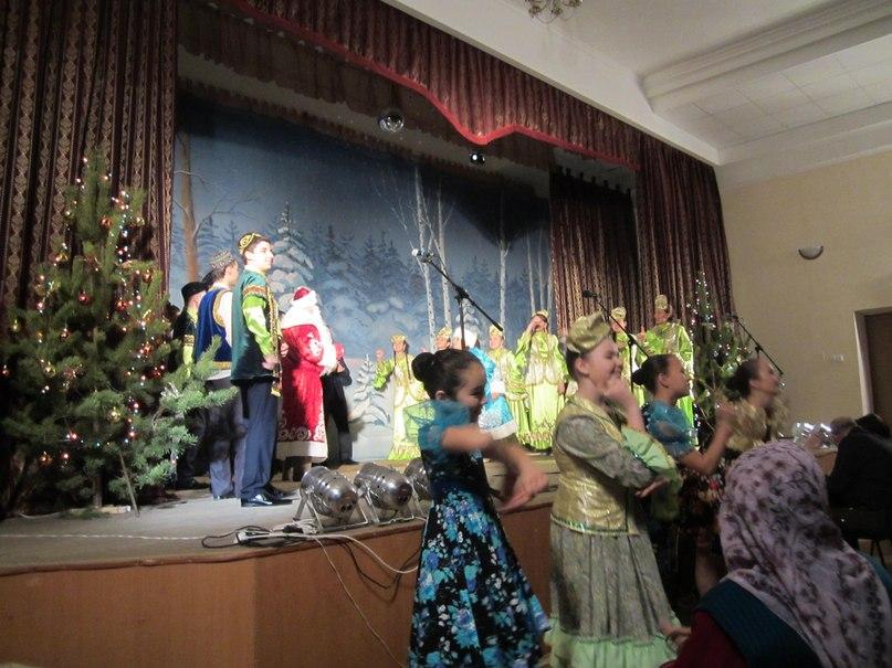 Коллектив Центра татарской культуры Ульяновск