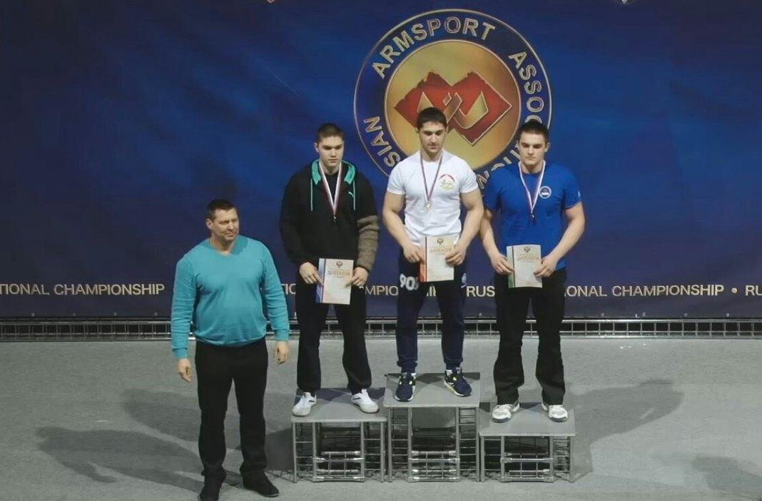 Дамир Шарафафутдинов