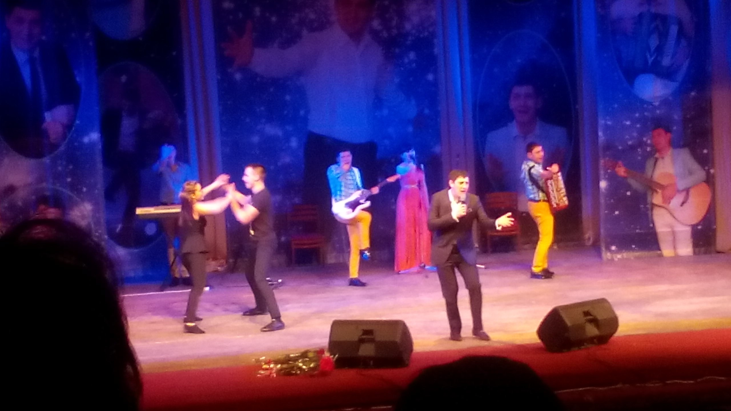 Концерт Фирдуса Тямаева в Димитровграде