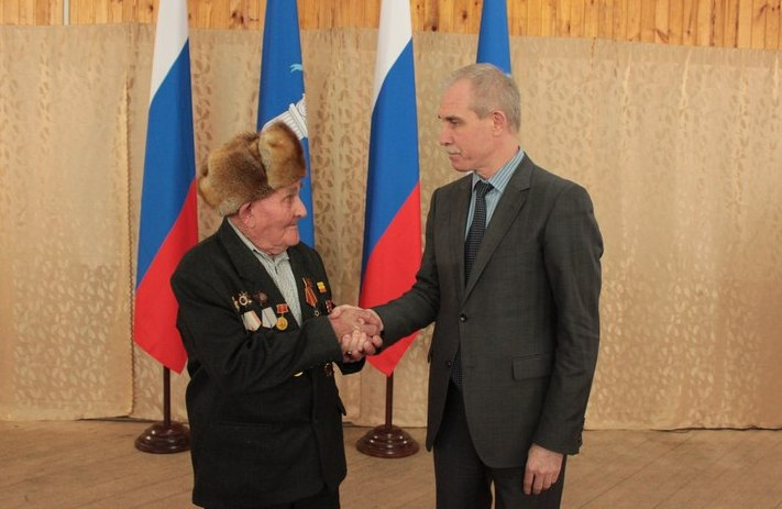 Сергей Морозов в Старой Кулатке