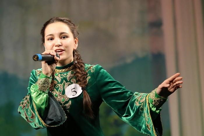 Выступления на Всероссийском конкурсе