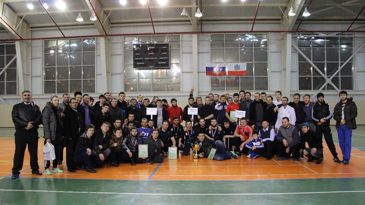 Турнир на Кубок мусульман Поволжья . Балаково. 14.03.2015