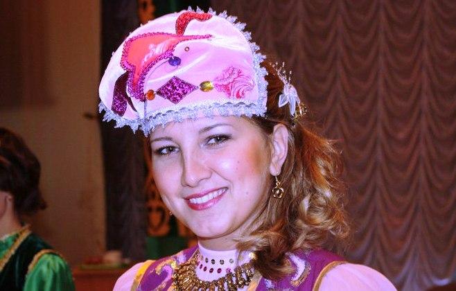 Методист Центра татарской культуры Ульяновской области Лилия Каримова