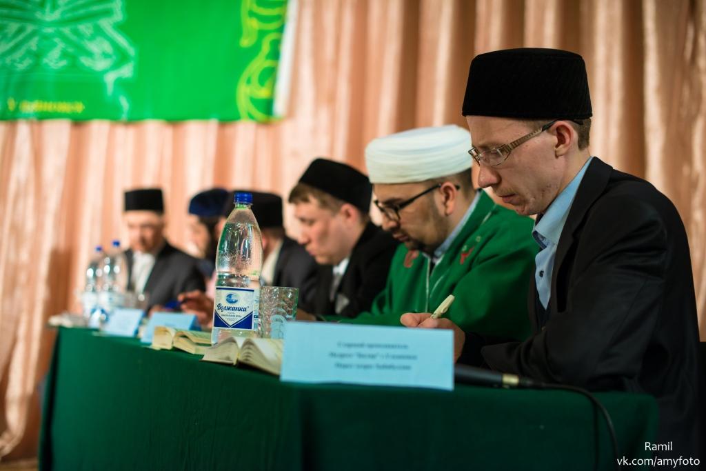 Конкурс чтецов Корана в Ульяновске