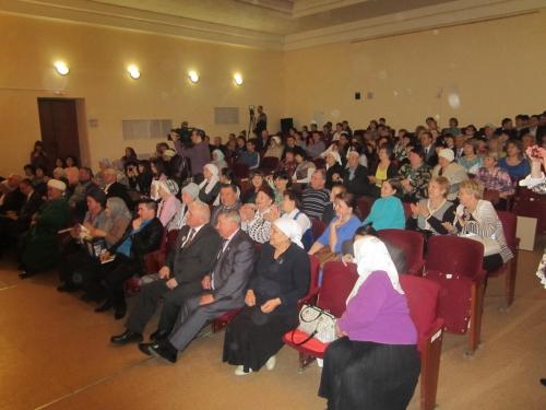 Празднование Дня татарского языка и культуры в Ленинском районе г. Ульяновска.