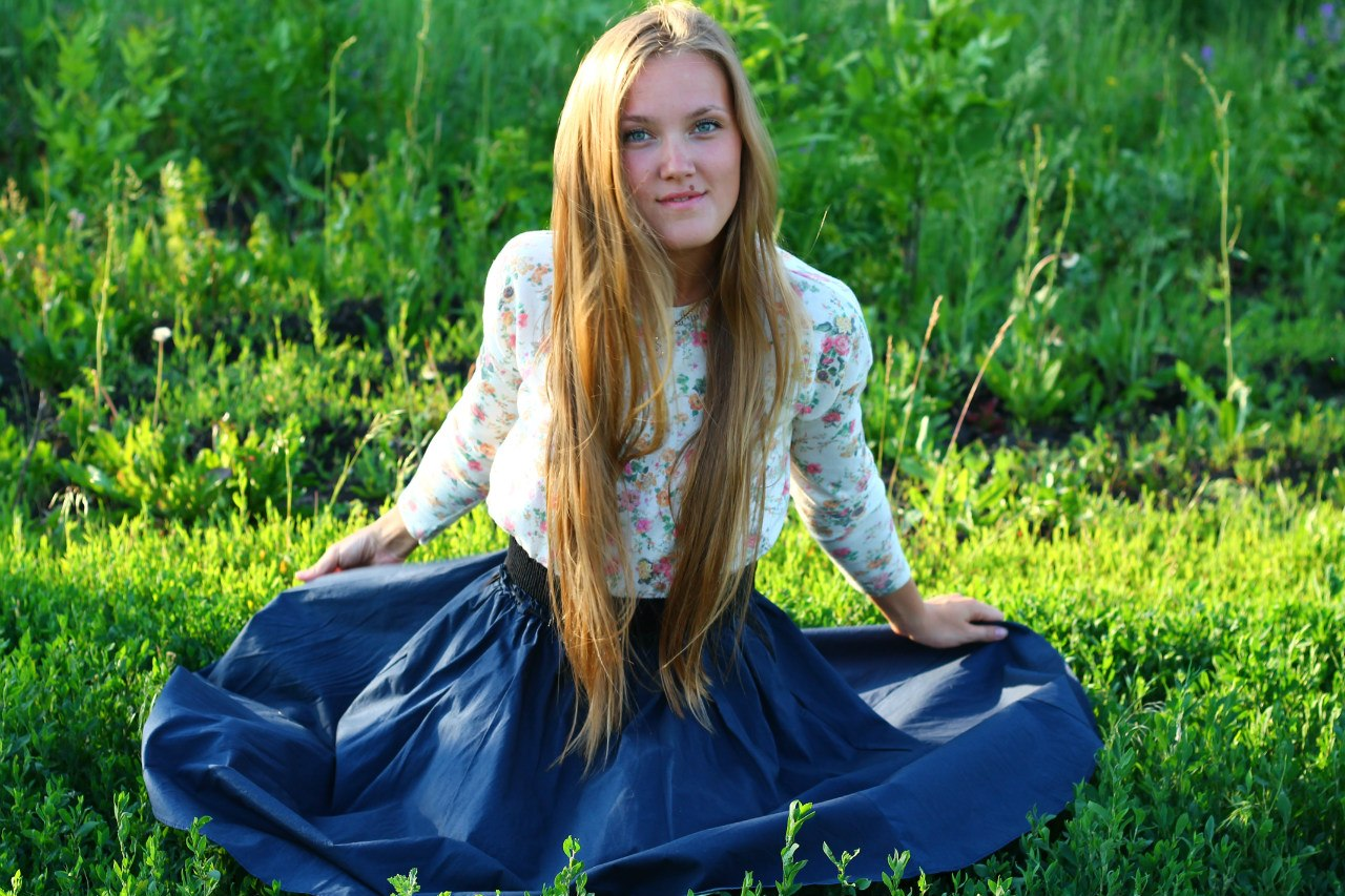 Номинант на титул «Татар кызы — 2016 Ульяновск»: Лилия Хаметшина