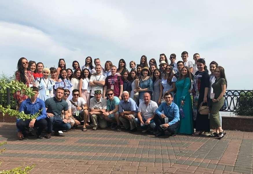 Участники Дней татарской молодежи посетили Ульяновск (фото)